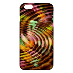 Wave Rings Circle Abstract Iphone 6 Plus/6s Plus Tpu Case