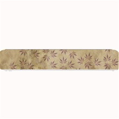 Parchment Paper Old Leaves Leaf Small Bar Mats