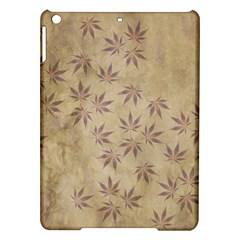 Parchment Paper Old Leaves Leaf Ipad Air Hardshell Cases