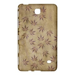 Parchment Paper Old Leaves Leaf Samsung Galaxy Tab 4 (7 ) Hardshell Case
