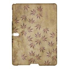 Parchment Paper Old Leaves Leaf Samsung Galaxy Tab S (10 5 ) Hardshell Case