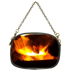 Fire Rays Mystical Burn Atmosphere Chain Purses (one Side)