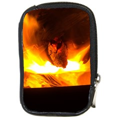 Fire Rays Mystical Burn Atmosphere Compact Camera Cases