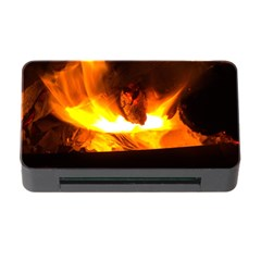 Fire Rays Mystical Burn Atmosphere Memory Card Reader With Cf