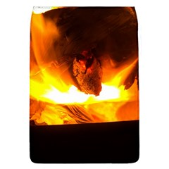 Fire Rays Mystical Burn Atmosphere Flap Covers (l)