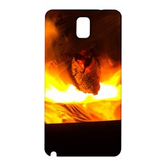 Fire Rays Mystical Burn Atmosphere Samsung Galaxy Note 3 N9005 Hardshell Back Case