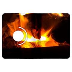 Fire Rays Mystical Burn Atmosphere Kindle Fire Hdx Flip 360 Case