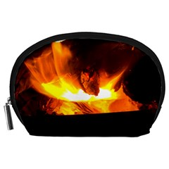 Fire Rays Mystical Burn Atmosphere Accessory Pouches (large)