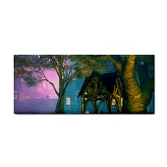 Background Forest Trees Nature Cosmetic Storage Cases