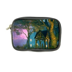 Background Forest Trees Nature Coin Purse
