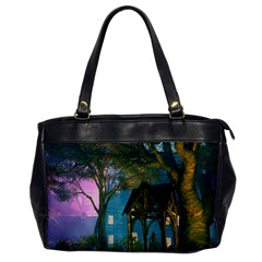 Background Forest Trees Nature Office Handbags