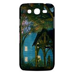 Background Forest Trees Nature Samsung Galaxy Mega 5 8 I9152 Hardshell Case