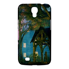 Background Forest Trees Nature Samsung Galaxy Mega 6 3  I9200 Hardshell Case
