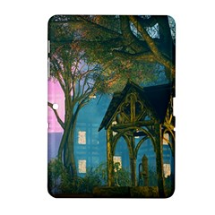 Background Forest Trees Nature Samsung Galaxy Tab 2 (10 1 ) P5100 Hardshell Case