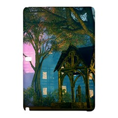 Background Forest Trees Nature Samsung Galaxy Tab Pro 12 2 Hardshell Case
