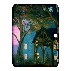Background Forest Trees Nature Samsung Galaxy Tab 4 (10 1 ) Hardshell Case