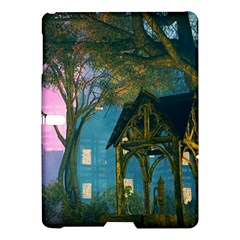 Background Forest Trees Nature Samsung Galaxy Tab S (10 5 ) Hardshell Case