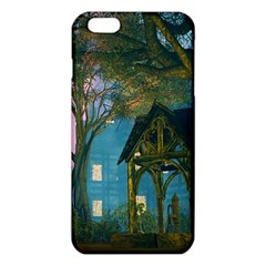 Background Forest Trees Nature Iphone 6 Plus/6s Plus Tpu Case