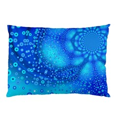 Bokeh Background Light Reflections Pillow Case (two Sides)