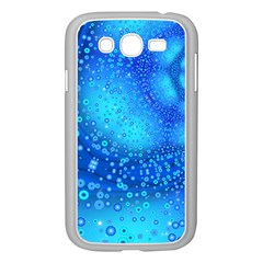 Bokeh Background Light Reflections Samsung Galaxy Grand Duos I9082 Case (white)