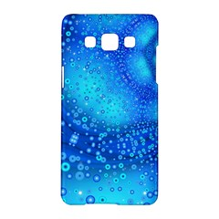 Bokeh Background Light Reflections Samsung Galaxy A5 Hardshell Case
