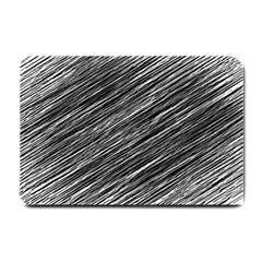Background Structure Pattern Small Doormat