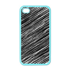 Background Structure Pattern Apple Iphone 4 Case (color)