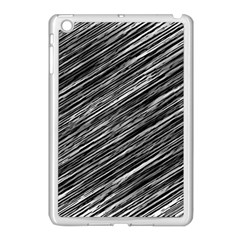 Background Structure Pattern Apple Ipad Mini Case (white)