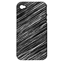 Background Structure Pattern Apple Iphone 4/4s Hardshell Case (pc+silicone)