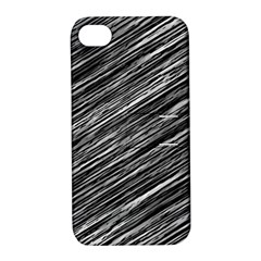 Background Structure Pattern Apple Iphone 4/4s Hardshell Case With Stand