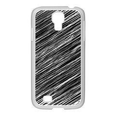 Background Structure Pattern Samsung Galaxy S4 I9500/ I9505 Case (white)