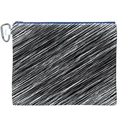 Background Structure Pattern Canvas Cosmetic Bag (xxxl)