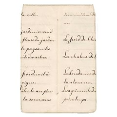 German French Lecture Writing Flap Covers (l)