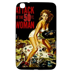 Attack Of The 50 Ft Woman Samsung Galaxy Tab 3 (8 ) T3100 Hardshell Case