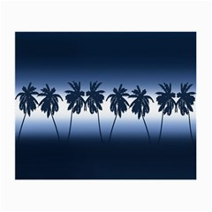 Tropical Sunset Small Glasses Cloth