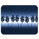 Tropical sunset Double Sided Flano Blanket (Medium)  60 x50 Blanket Front