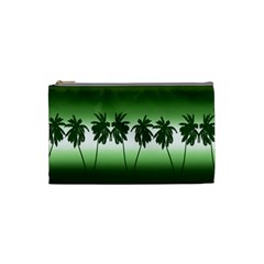 Tropical Sunset Cosmetic Bag (small)