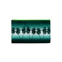 Tropical Sunset Cosmetic Bag (xs)