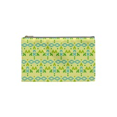 Simple Tribal Pattern Cosmetic Bag (small)