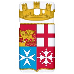 Coat of Arms of the Italian Navy  Samsung C9 Pro Hardshell Case
