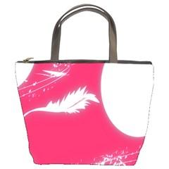 Hintergrund Tapete Texture Bucket Bags