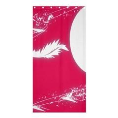 Hintergrund Tapete Texture Shower Curtain 36  X 72  (stall)