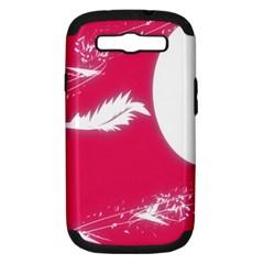 Hintergrund Tapete Texture Samsung Galaxy S Iii Hardshell Case (pc+silicone)