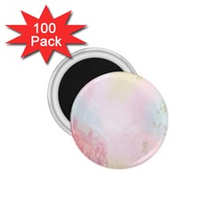 Watercolor Floral 1 75  Magnets (100 Pack)