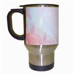 Watercolor Floral Travel Mugs (white)