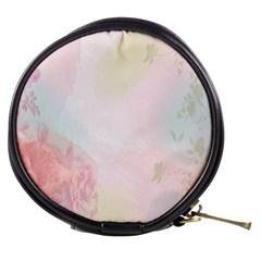 Watercolor Floral Mini Makeup Bags