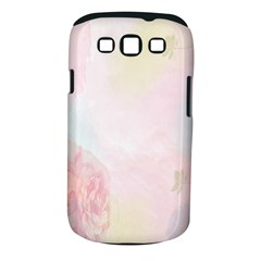 Watercolor Floral Samsung Galaxy S Iii Classic Hardshell Case (pc+silicone)