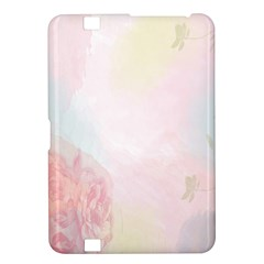 Watercolor Floral Kindle Fire Hd 8 9