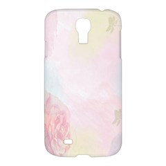 Watercolor Floral Samsung Galaxy S4 I9500/i9505 Hardshell Case
