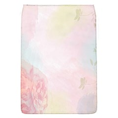 Watercolor Floral Flap Covers (s)